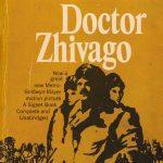 Dr.Zhivago - by Boris Pasternak - (Book Cover)