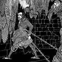 The Cask of Amontillado [by Edgar Allan Poe] (short story) - بشکه شراب[اثر ادگار آلن پو] (داستان کوتاه)