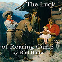 داستان کوتاه The Luck of Roaring Camp [by Bret Harte] (Short Story) - small size 200x200