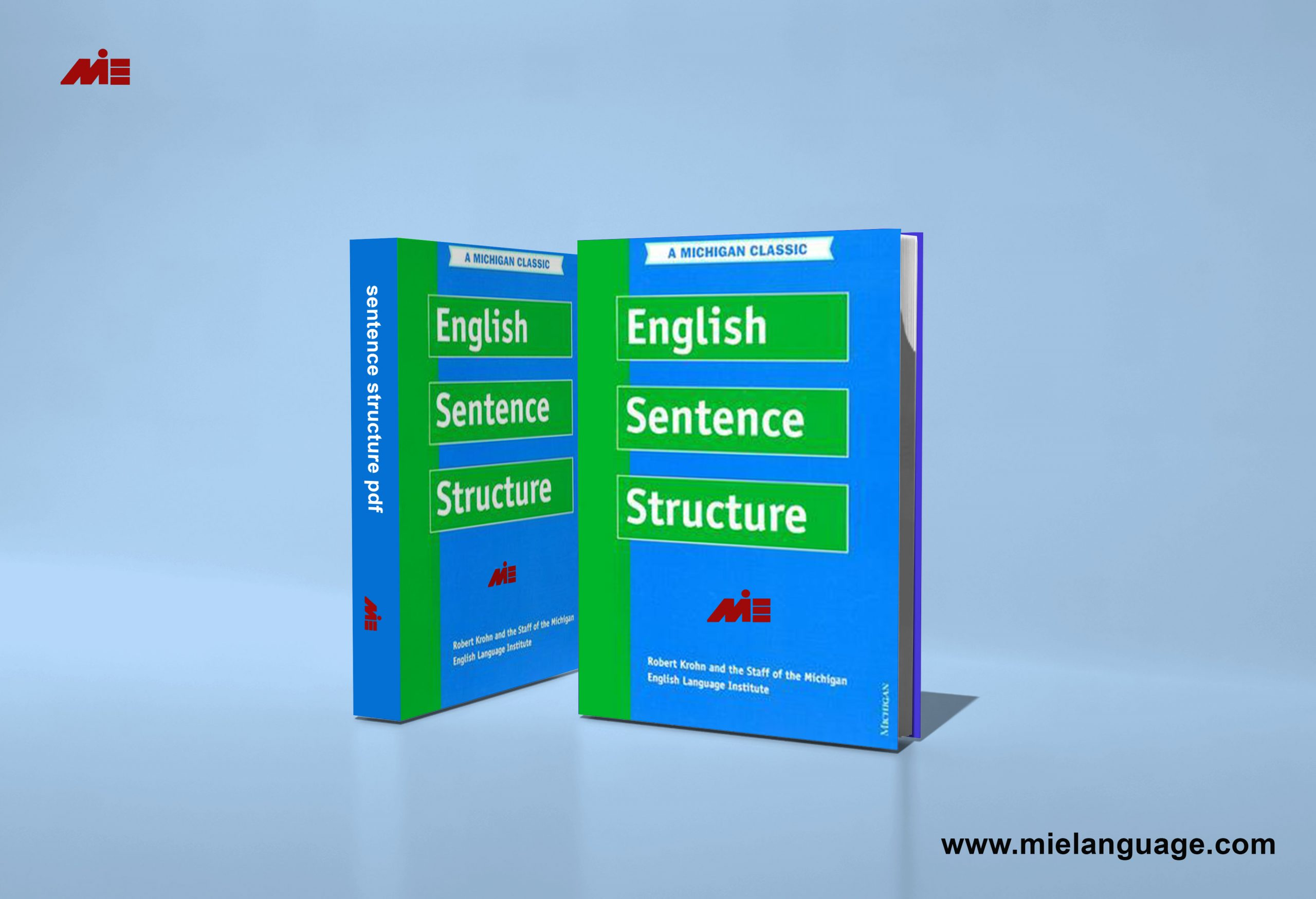 English Sentence Structure with practice scaled
