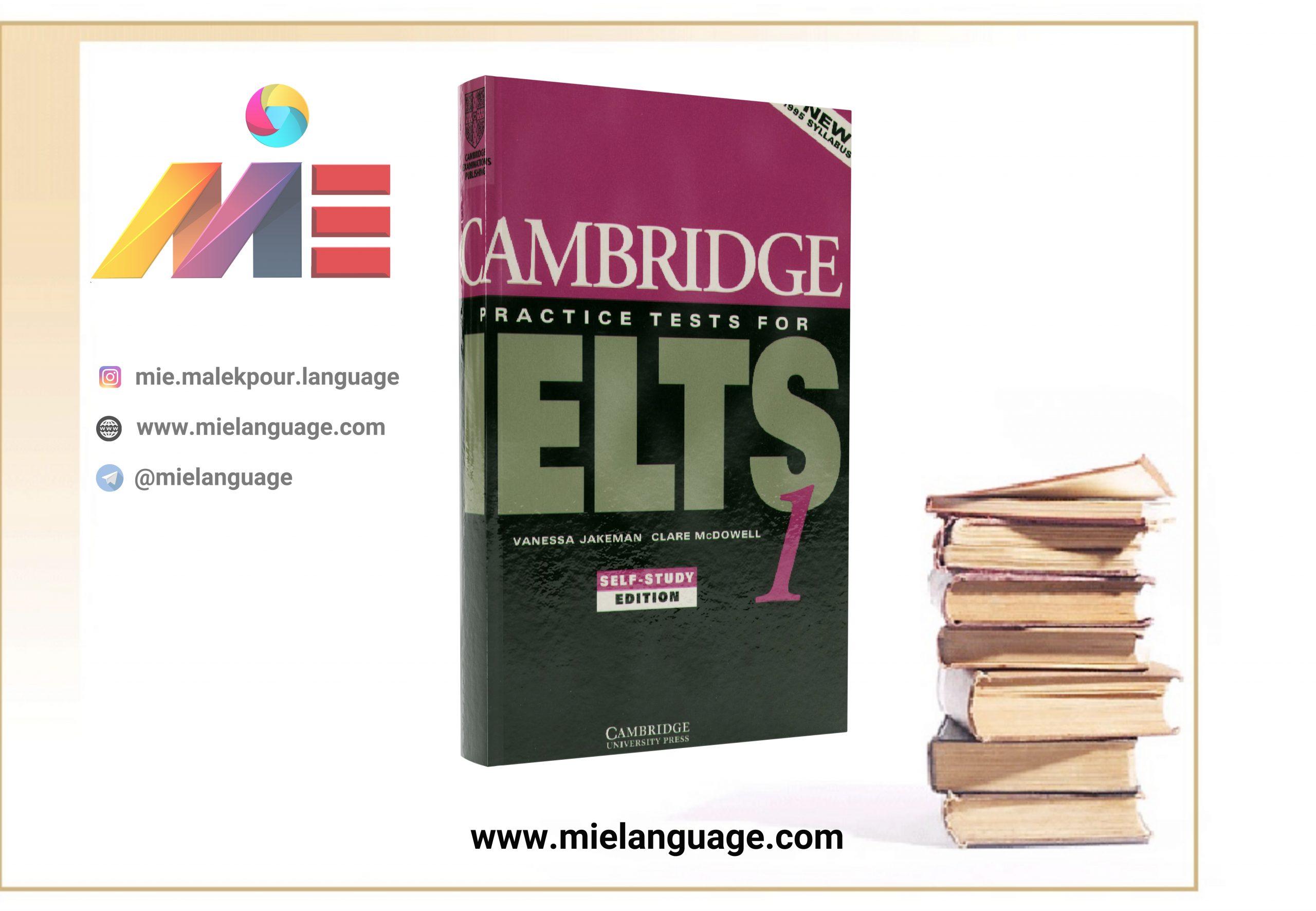 Cambridge Practice Tests for IELTS 01
