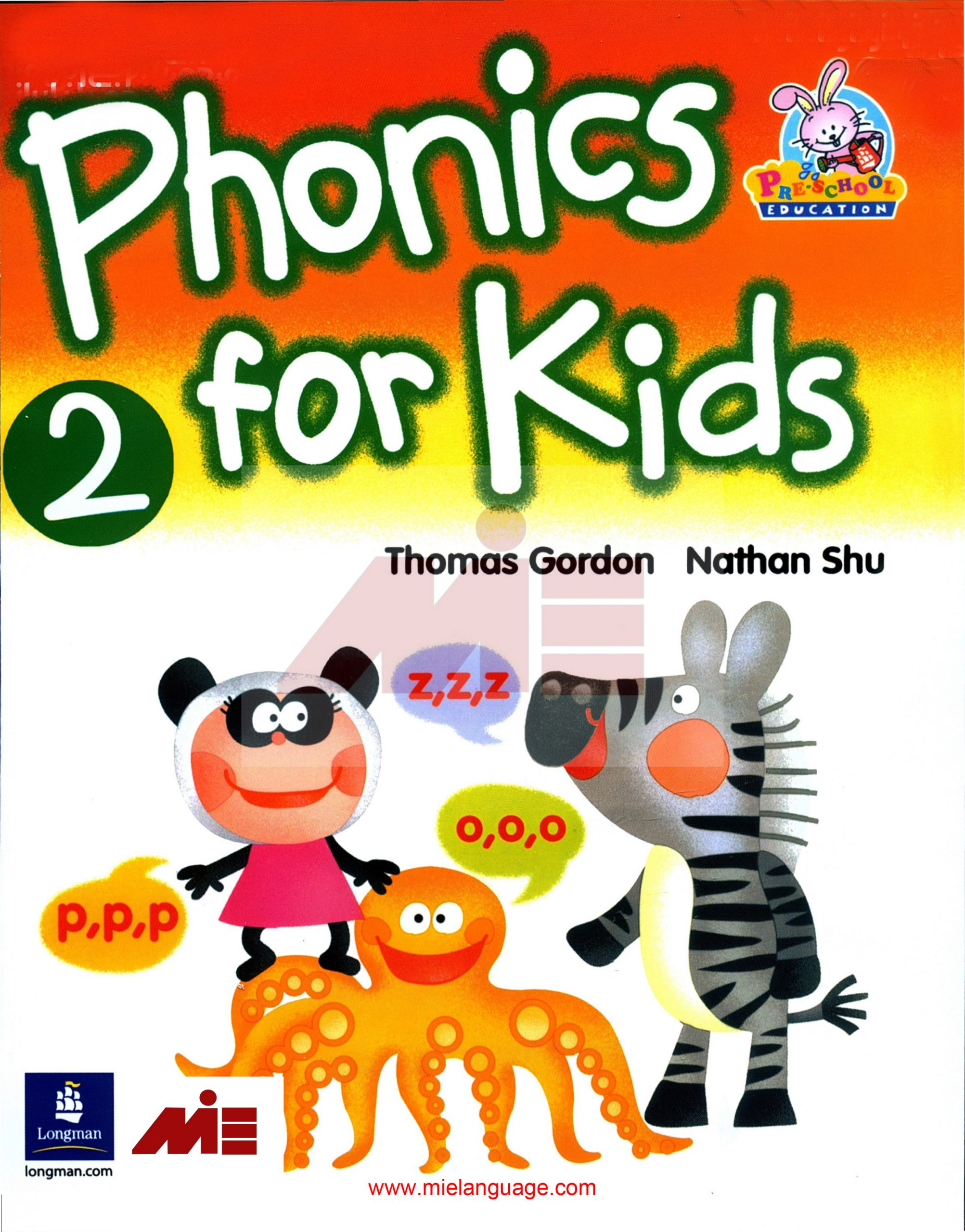 Phonics for Kids 2 Book 1 scaled