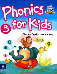 Phonics for Kids 3 Book 1