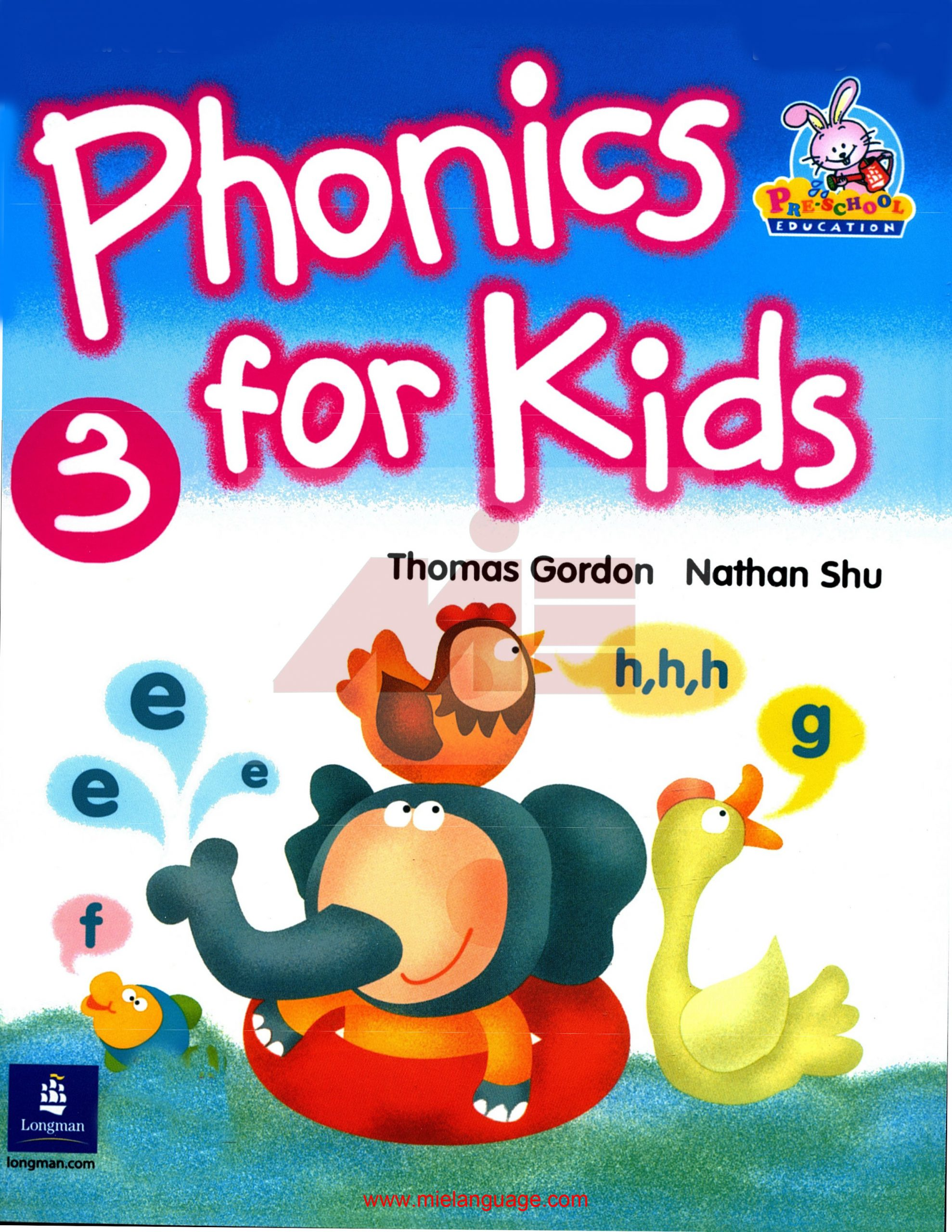 Phonics for Kids 3 Book 1 scaled